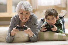 What to Do at Grandma Camp: Grandma camp can include both indoor and outdoor activities.