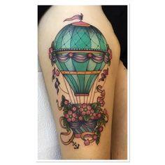 Tracy Demetriou - Built To Last Tattoos Switzerland