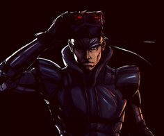 Solid Snake by dmaxcustom