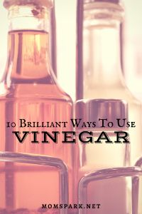 10 Ways to Use Vinegar