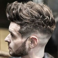 cool 50 Elegant Men's Medium Hairstyles - Be Creative