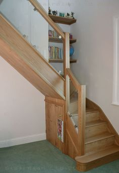 Stairplan Quality Oak Staircases and Vision Balustrading