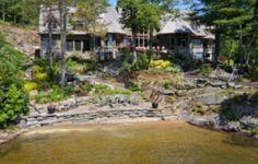 Moose Point Estate, Lake of Bays, Muskoka