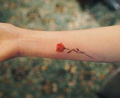"""2,527 curtidas, 14 comentários - Nando Tattoo (@nandotattooer) no Instagram: """"Amor fati🌹 . .…"""""""