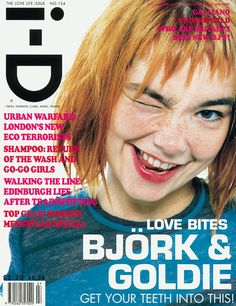 i-D cover archive: 1980 to 2015 | Issue 154