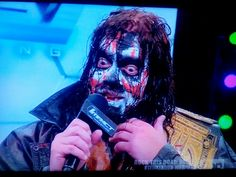 Abyss from Decay on TNA