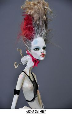 Pasha Setrova Art Doll
