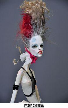 Pasha Setrova Art Doll