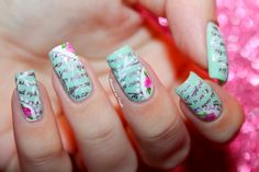 Vote For 2015 Spring Inspired Nail Art Contest !!!