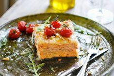 Lasagne al salmone van Mario Uva - Recept - Allerhande