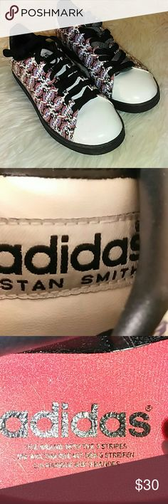 Adidas Stan Smith Tennis-Shoes Size 6.5 The Stan Smith Adidas style tennis shoes. These shoes have never been worn and are in new/excellent condition. adidas Shoes Athletic Shoes