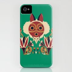 Mononoke Deco iPhone Case