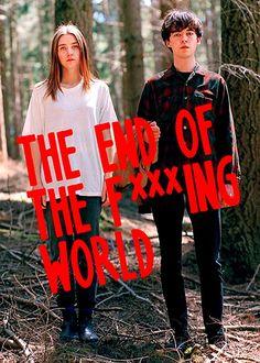 Конец Ё****го Мира / The End Of The F***ing World (2017) - смотреть онлайн сериал бесплатно