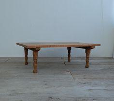 栗色のコーヒーテーブル | ライフスタイルショップICCA Online shop Dining Bench, Decor, Furniture, Home Decor, Dining