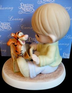 Precious Moments & Tigger...cant find it anywhere :*(