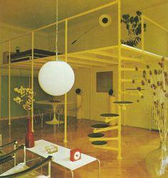 b22-design:      THE HOUSE BOOK - Terence Conran - 1976  (Source: drydockshop)