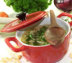 Wywar warzywny - Przepisy - Magda Gessler - Smaki Życia