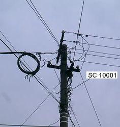 instalatii electrice Utility Pole