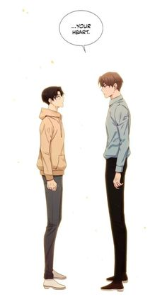 Manhwa, A Guy Like You, Anime Art, Guys, Fictional Characters, Girls, Boyfriends, Boys, Men