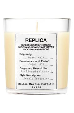 Maison Martin Margiela 'Replica - Beach Walk' Candle