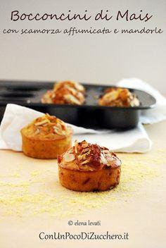 Corn and Cheese Bites: http://conunpocodizucchero.wordpress.com/2014/11/07/bocconcini-di-mais-e-scamorza-affumicata/