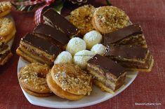 cele mai bune prajituri de craciun retete savori urbane Best Pastry Recipe, Pastry Recipes, Cookie Recipes, Cheese Party, Tiramisu, Caramel, Deserts, Sweets, Cookies