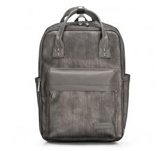 Women's backpack, will fit A4 sized documents   WITTCHEN   89-3P-113