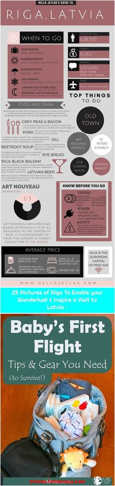 Flying with a baby for the first time? Here are our tips for flying with a baby Pictures of Riga To Enable your Wanderlust & Inspire a Vi. Flying With A Baby, Beer Art, Baby Travel, Traveling With Baby, Riga, Used Iphone, Enabling, Plan Your Trip, First Time