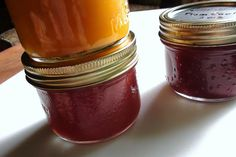 zsuzsa is in the kitchen: PRESERVING FRUIT COULIS