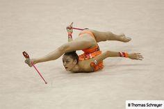 Evgenia Kanaeva (Russia), 2008, Clubs, Rhythmic Gymnastics