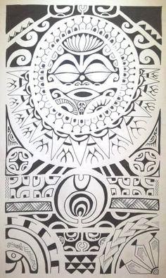 marquesan tattoo - Cerca con Google