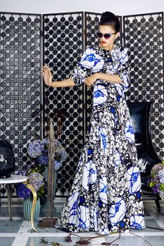 Duro Olowu Spring 2016 Ready-to-Wear Collection Photos - Vogue