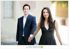 UCLA Engagement, Photography by The Youngrens