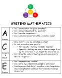 Writing in Math: TONS of great resources for problem solving and assessing mathematicians!