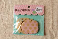 Speech Bubble Sticker Flakes   Balloon Sticker Flakes - 6 designs - 30 pieces - 3198