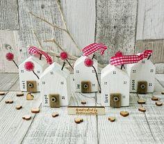 Little Christmas House Driftwood Art Driftwood Christmas