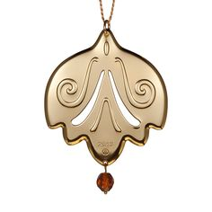 """""""Mirha"""", a Christmas interior ornament for 2013 from the annual collection by Finnish jewelry company Kalevala Koru."""