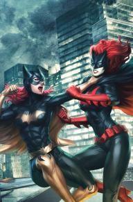 BATGIRL #12   DC Comics