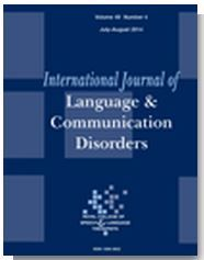 SLP Resource of the Week: Free Journal Article Collection on IJLCD  - pinned by @PediaStaff – Please Visit ht.ly/63sNtfor all our ped therapy, school & special ed pins