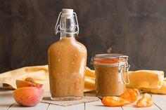 Caribbean Jerk Peach Hot Sauce Recipe - Chili Pepper Madness Chili Sauce Recipe, Hot Sauce Recipes, Barbecue Sauce Recipes, Grilling Recipes, Cooking Recipes, Hot Sauce Recipe For Canning, Scotch Bonnet Hot Sauce Recipe, Thai Recipes, Yummy Recipes