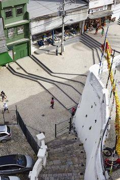 Ladeira da Barroquinha / Metro Arquitetos Associados