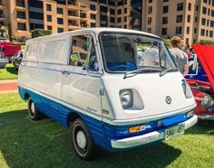 This 1975 Mazda Bongo is a final year first generation model that sounds as if it may have been sold new in Australia. Its original 1000cc four-cylinder has been swapped out in favor of a 1200cc unit, also from Mazda. Cosmetics have been restored to a decent driver standard, and the seller says that