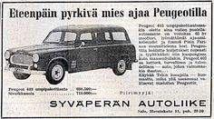 www.paulilahtinen.net - Wanhaa Vw Key, Nostalgia, Ancient History, Peugeot, Finland, Cars And Motorcycles, Retro Vintage, Ads, Pictures