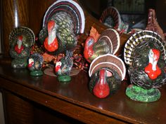 My personal turkey container collection.