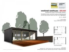 Alchemy Architects | Projects.  The picture says it all.  Many other configurations are shown. http://www.weehouse.com/projects/