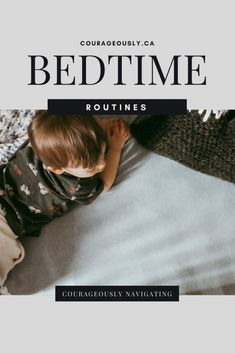 Bedtime routines can make all the difference in helping little ones have an easy time going to bed at night. Our bedtime routine is pretty simple. Sleep Roller, Bedtime Routines, Hands Together, Helping Cleaning, Snoring, Bedtime Stories, My Favorite Part, His Hands, Getting Old