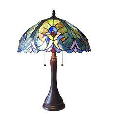 "CHLOE Lighting CH16780VT16-TL2 Table Lamp ""AMOR"""