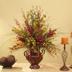 Pinterest the world s catalog of ideas - Silk flower arrangement ideas ...