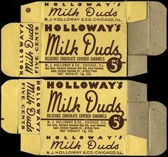 Holloway's Caramel Box 1935