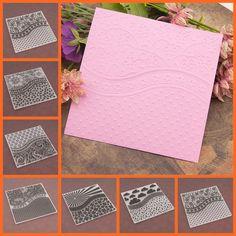 Britannia Muere-Hoja Strip-cardmaking y Scrapbooking